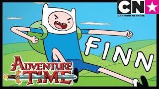 Adventure Time | Best Of Finn | Cartoon Network