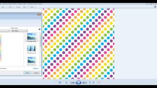 How To Print 12 X 12 Inch Digital Scrapbooking Paper Onto Letter Size Or A4 Page Size