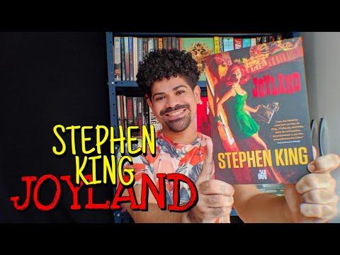 JOYLAND STEPHEN KING | O LIVRO QUE DEU ORIGEM AO CANAL ?