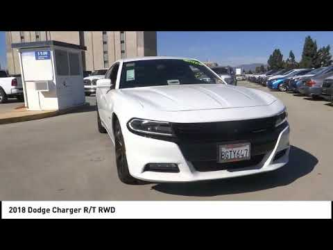 2018 Dodge Charger VAN NUYS LOS ANGELES SAN FERNANDO VALENCIA CANOGA PARK TH129085
