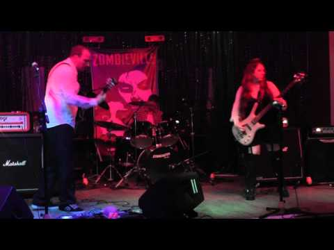 Star Tiger - The Lowering live at Zombieville
