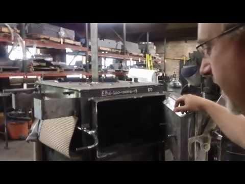 The Econoburn Boiler Part 4 - The Outdoor Boiler