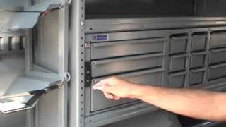 preview picture of video 'Lock 'n Latch Drawer Units:  Organize Your Tools & Small Parts| Adrian Steel Official Video'