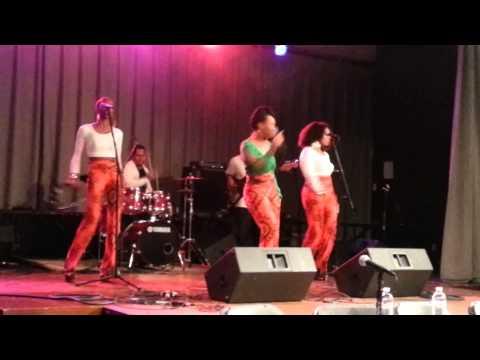 Aniba Hotep at Soul Train IMPACT