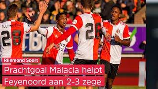 Zo klonk Cambuur - Feyenoord (2-3) op Radio Rijnmond