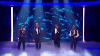 JLS - I'm Already There (The X Factor UK 2008) [Live Show 10 - FINAL]