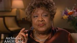 "Isabel Sanford on ""The Jeffersons'"" theme song"