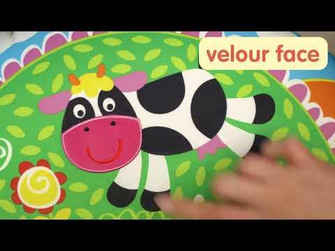 Galt Toys, Playnest - Farm, Baby Activity Center & Floor Seat, Multicolor 2020 review