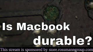 Can spec of green dust kill a Macbook?