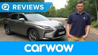 Lexus RX SUV 2017 review | Mat Watson Reviews