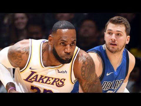 Los Angeles Lakers vs Dallas Mavericks Full Game Highlights | December 29, 2019-20 NBA Season