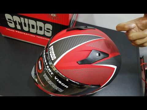 Thunder 93 MotorStudds Thunder Motorcycle Helmet