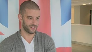 Britain's Got Talent 2014: Magician Darcy Oake reveals girlfriend and black eye from trick injury