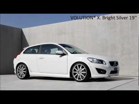 HEICO SPORTIV - VOLUTION® wheels for your Volvo C30