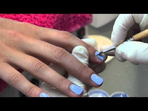 comment poser gel uv couleur