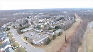 First Drone Flight in Fairfax Virginia !!