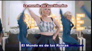BLONDE - Alizée (Subtitulos Español-Francés)