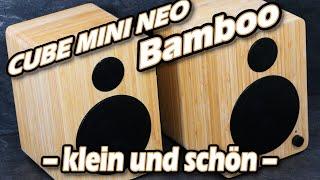 Wavemaster CUBE MINI NEO Bamboo Erfahrungsbericht
