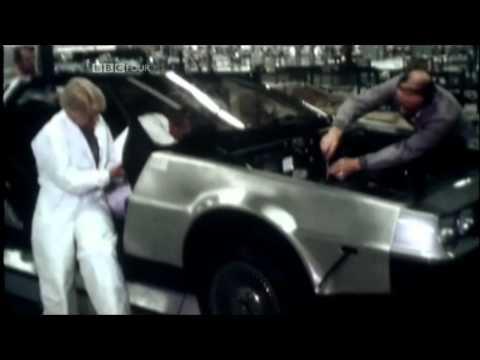 Car Crash – The DeLorean Story