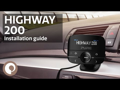 Highway 200 installation video