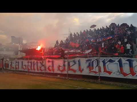 """""""Quito 20 Años Mafia Azul Grana"""" Barra: Mafia Azul Grana • Club: Deportivo Quito • País: Ecuador"""