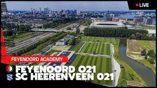LIVESTREAM   Feyenoord O21 - sc Heerenveen O21   2021-2022