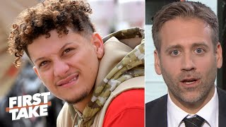 The Chiefs' poor defense won't stop Patrick Mahomes' Super Bowl run – Max Kellerman | First Take