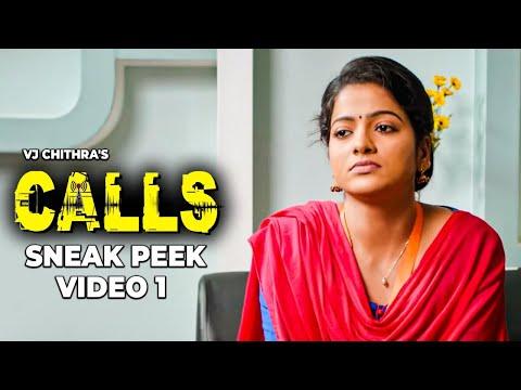 VJ Chithra\'s CALLS - Sneak Peek Video 1