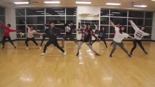 Fusion Dance Crew-  Santa Claus is Coming to Town
