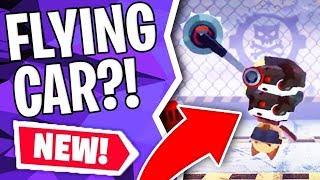 CATS: MAKING A FLYING CAR!?! | Crash Arena Turbo Stars