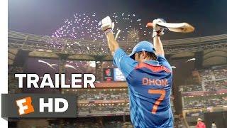 M.S. Dhoni: The Untold Story Trailer
