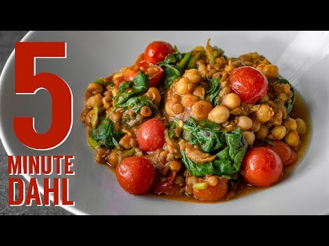 EASY VEGAN DAHL FOR WEIGHT LOSS   THE HAPPY PEAR