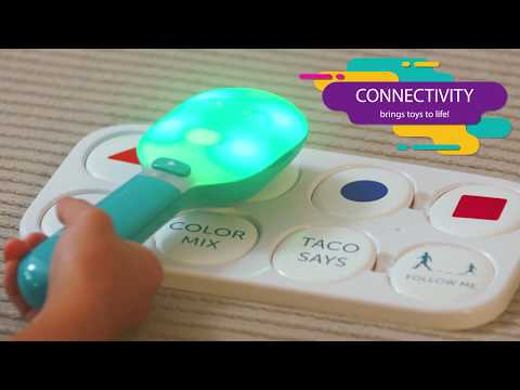 Taco Playbits - Screen Free Coding Toy for Kids