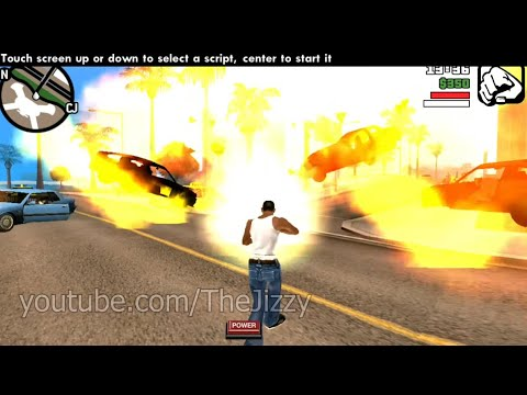 GTA San Andreas Android Best CLEO Mods