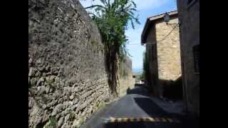 preview picture of video 'San Quirico d'Orcia (SI) Tuscany Italy'
