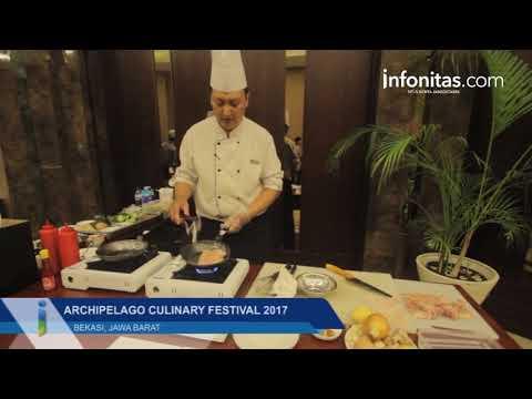 Archipelago Culinary Festival 2017 di Aston Imperial Bekasi Hotel & Conference Hotel