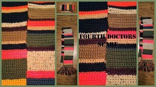 The 4th Doctors Scarf (Doctor Who)