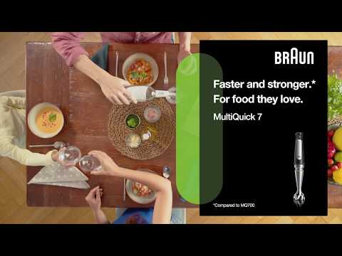 Блендер Braun Multiquick 7 MQ7045X