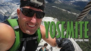 Yosemite N.P. - How to Hike Half Dome (Vlog)