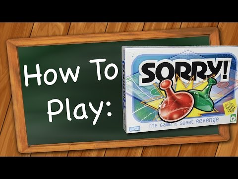 How to Play: Sorry!
