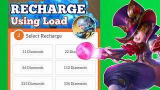 How To Buy/Recharge Diamonds in Mobile Legends (2020)