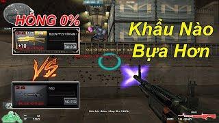 M60 Vs Bizon Hỏng 0% Và Những Pha Đổi Súng Hài Hước | TQ97