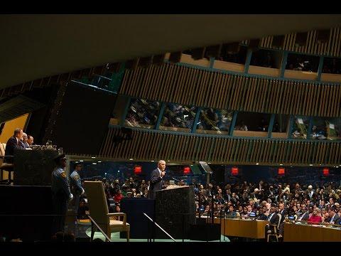 President's Obama 2014 UNGA Address