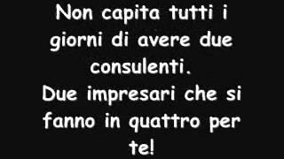 Edoardo Bennato - Il Gatto E La Volpe (Testo)