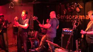 Hot Town - What's Going on Here (Deep Purple cover) - Sensorama 23-02-2013
