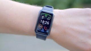 Perfekte Smartwatch für den Sport! - Huawei Watch Fit