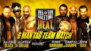WWE Halftime Heat Streams LIVE During This Sunday's Big Game