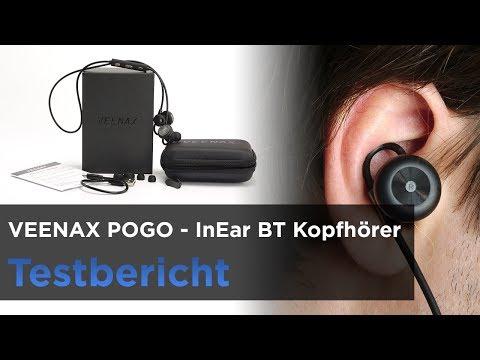 Proxelle SOLO im Test - Preiswerter Bluetooth 4.2 In-Ear Kopfhörer mit Tansportschale