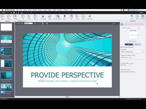 Mobile Responsive Courses in Adobe Captivate 2019 - YouTube