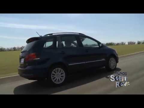 Novo VW SpaceFox e SpaceCross 2015